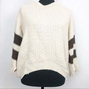 Don't Ask Why Chunky Knit Sweater
